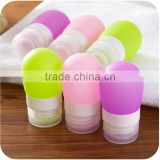 China Supplier Convenient BPA Silicone Mini Travel Tube Travel Set Size Squeeze Bottle Containers for Cosmetics                                                                         Quality Choice