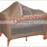 baby crib/cot /wooden baby bed