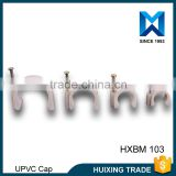 PVC electrical conduit clips /pipe support brackets/pipe mounting brackets