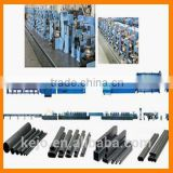 Square down pipe steel roof sheet Down tube metal roofing rain water pipe roll forming machine
