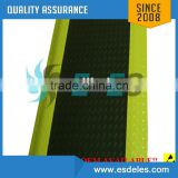 2-layers ESD mat 2015 new hot green rubber high quality