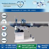 Widely Used Electronic Surgical Operation Table with Special Attachments and Accessories