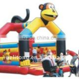 Cheap Factory Prices Indoor Inflatables Playground Equipment 1-10I