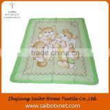 100% Organic Cotton Muslin Swaddle baby Blanket                                                                         Quality Choice