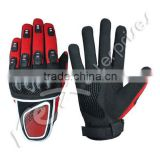 Cycle Gloves,Bicycle Gloves,Mountain Bike Gloves, Sports Gloves, Red Black Color Gloves,KEVLAR Protection Bike Gloves