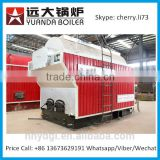 Textile/paper production boiler machine, Industrial Boiler Wood Fired
