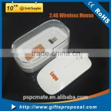 2.4 GHz Optical USB Wireless Slim Mouse PMS color mouse with Receiver for Mac Laptop PC Macbook