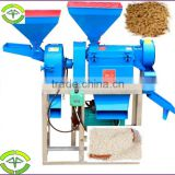 Multi-functional brown rice milling machine
