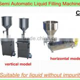 Good Quality Semi Automatic Liquid Filling Machine/Piston Filling Machine/ Volumetric Filling Machine