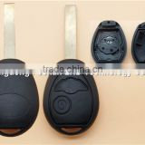 Fastest Selling key cover for smart remote keyless case shell BMW-MINI-COOPER replacement