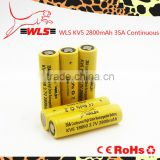 In stock !! 18650 3.7v battery flat top ecigarette battery 3.7v cylinder lithium ion battery