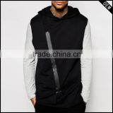 custom Men Hoodie 2016 Fitness Hoodie Mens Slim Fit Sports Gym Sweatshirt Mens Fitness Tracksuits Wholesale Gym Clothing