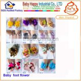 wholesale light running fancy baby barefoot