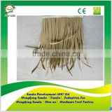 corrosion resistance simulation roof thatch tile
