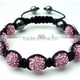 latest tresor paris shamballa bracelet