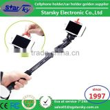 Top Quality Handheld Extendable yunteng 188 Self-timer Monopod For SLR Digital Camera i Phone 6 plus Gopro Sport camera