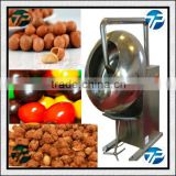 Multifunctional High Capacity Coating Machine For Peanut And Candy