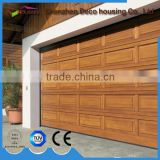 Hot sale security sectional automatic tilt up garage door with opener