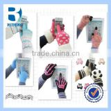 China Alibaba Electronic Accessory Finger touch gloves for iPhone/Tablet PC/ATM devices Made in China