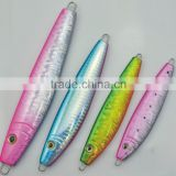 Slow Sinking Jigging Lure Classic Lead Fishing Bait