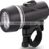 Led Bicycle Bike Flash Light Lamp Head/Waterproof 5 white LED Lamp Bike Bicycle Front Head Light