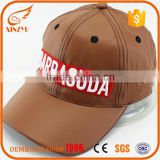 Custom high quality mens suede baseball cap wholesale corduroy baseball caps and hats