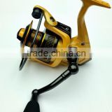 Good quality fishing tackle/fishing reel with Aluminium spool