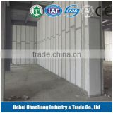 Prefabricated wall panels lightweight partition mgo board concrete magnesium oxide board price