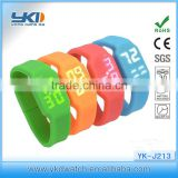 New arrival factory direct sale led watch bracelet usb with custom logo