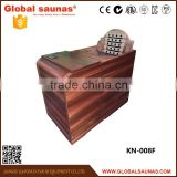 PSE approved dry health care products infrared half body sauna fitness equipment alibaba china