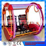 2016 hot sale factory direct amusement equipment amusement park indoor kiddie rides happy car for sale