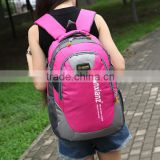 Hot sale Top quality pink girls bicycle Cycling bags laptop daily backpack Camping travel outdoor Sport hiking school Backpack