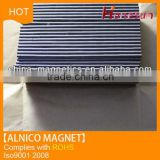 High Performamce small cylinder alnico magnets for sale