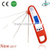 Amazon New Digital Ultra Fast Milk Meat BBQ Grill Thermometer With Magnet Food Temperature chart