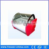 energy-saving good quality commercial table top ice cream freezer
