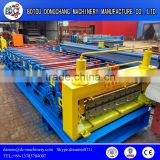 Automatic iron sheet roof plate cold roll forming machine ,colored steel roofing forming machine