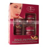 Aichun Beauty snail natural whitening&spot removing series 3 in1 facial cleanser