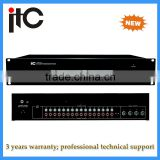 16 Channel Infrared wireless simultaneous interpretation equipment system