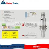 BT40-HM HYDRAULIC EXPANSION CHUCK TOOL HOLDERS
