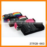 2014 password lock luggage bag belt adjustable wholesale ZTYGH-003