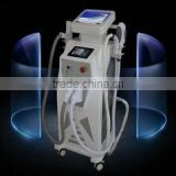 MY-L88 Multifunction Professioanl ipl machine for hair removal used in beauty salon/4 in 1 opt shr laser ipl hair removal (CE)