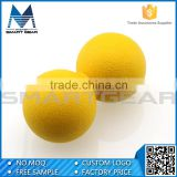 Deep Tissue Double Lacrosse Massage Ball Silicone Peanut Ball