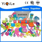 colorful plastic children tool play set newest children kitchen funny toys for kindergarten