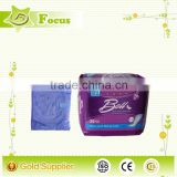 Hot sell famous brand sanitary napkins, bulk wholesale napkin, blue chip woman sanitary napkin