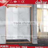 prefab Shower Enclosure tempered glass cost per square foot toilet sex shower room simple shower cabin