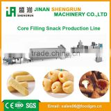 High technology baking rice bread/ cracker food machine puffed leisure food production line