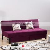 Home Furniture General Use and Set Living Room Furniture Type high end fabric sofa bed