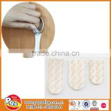 Double sided strong removable adhesive strip/ adhesive hang tab