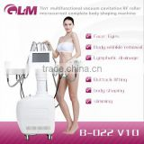 V10 velashape ultrasonic body slimming machine /Salon Velashape Machine /Vela Slim for slim spa obvious effect by one treatment