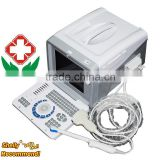 Portable Hospital Clinic Ultrasound Medical Diagnose Scanner/Machine With Probes Transducer-Shelly